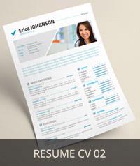 Resume CV 02
